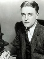 Photo F. Scott Fitzgerald