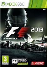Jaquette F1 2013