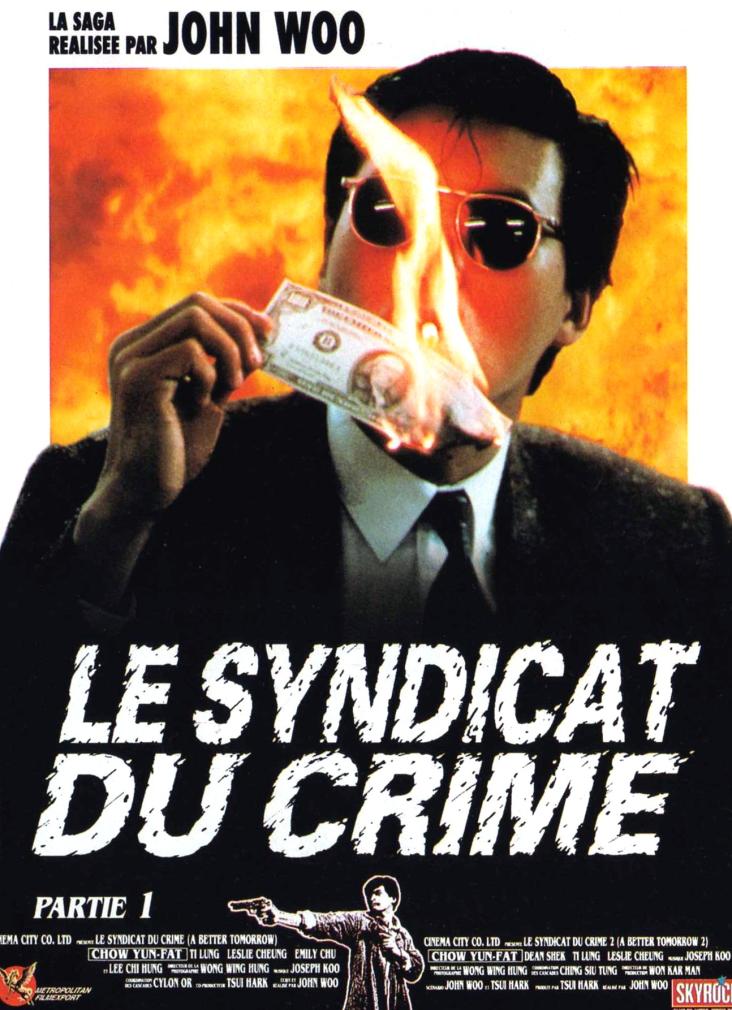 Le Syndicat du crime - Film (1986) - SensCritique
