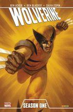 Couverture Wolverine : Season One