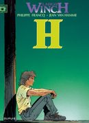 Couverture H - Largo Winch, tome 5