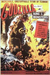 Affiche Godzilla, King of the Monsters!