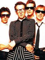 Logo Elvis Costello & The Attractions