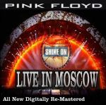 Pochette Live in Moscow (Live)