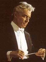 Photo Herbert von Karajan