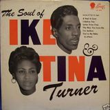 Pochette The Soul of Ike & Tina Turner