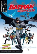 Couverture Batman Showcase