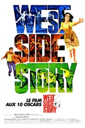 Affiche West Side Story