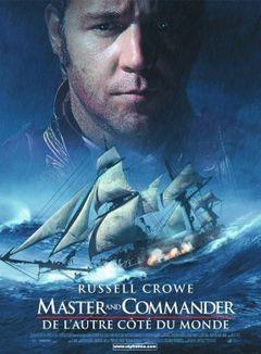 Affiche Master and Commander - De l'autre côté du monde