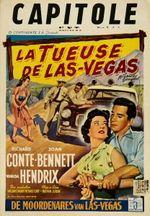Affiche La Tueuse de Las Vegas