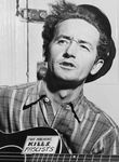 Photo Woody Guthrie