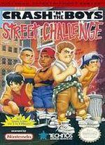 Jaquette Crash 'n the Boys: Street Challenge