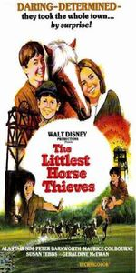 Affiche The Littlest Horse Thieves