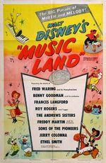 Affiche Music Land