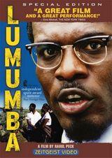 Affiche Lumumba