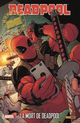 Couverture Deadpool : La Mort de Deadpool