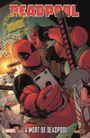 Couverture Deadpool : La Mort de Deadpool