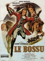 Affiche Le Bossu