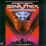 Pochette Star Trek V: The Final Frontier (OST)