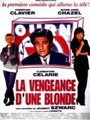 Affiche La Vengeance d'une blonde