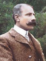 Photo Edward Elgar