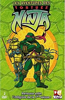 Les tortues ninja 2003 s rie 2003 senscritique - Tortue ninja 2003 ...