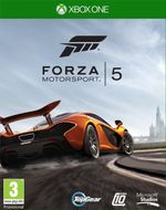 Jaquette Forza Motorsport 5