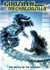 Affiche Godzilla contre MechaGodzilla