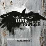 Pochette The Lone Ranger (OST)