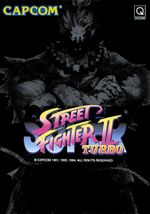 Jaquette Super Street Fighter II Turbo