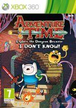 Jaquette Adventure Time : Explore le Donjon et pose pas de questions !