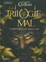 Couverture Le Bourreau de Portland - La Trilogie du mal, tome 1