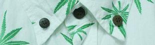 Cover Liste de morceaux ayant trait au cannabis