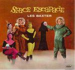 Pochette Space Escapade
