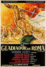 Affiche Le Gladiateur de Rome