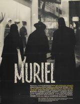 Affiche Muriel ou le Temps d'un retour