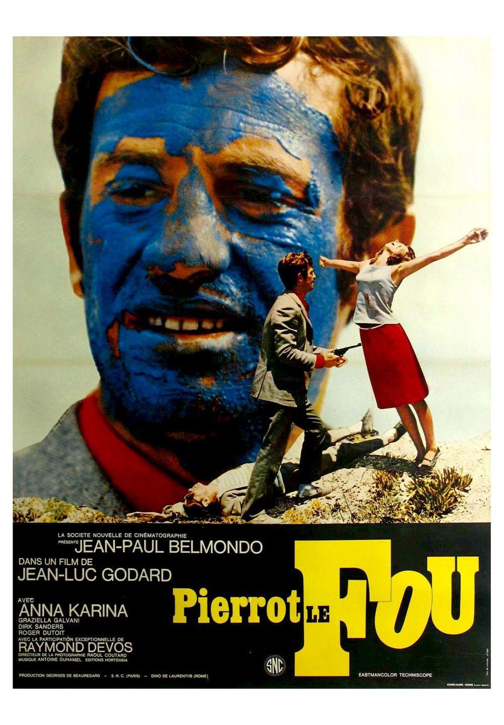 JE VIENS DE MATER UN FILM ! - Page 25 Pierrot_le_Fou