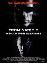 Affiche Terminator 3 : Le Soulèvement des machines