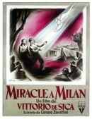 Affiche Miracle à Milan