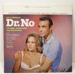 Pochette Dr. No (OST)