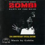 Pochette Zombi: Dawn of the Dead (OST)