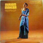Pochette Miriam Makeba