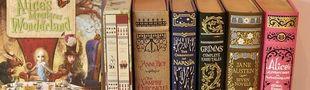 Cover Les livres qui m'attendent sagement dans ma bibiliothèque