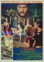 Affiche Les Tartares