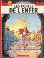Couverture Les Portes de l'Enfer - Lefranc, tome 5