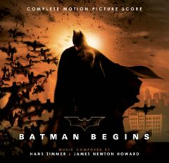 Pochette Batman Begins: Original Motion Picture Soundtrack (OST)