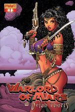 Couverture Celebration - Warlord of Mars Dejah Thoris, tome 1