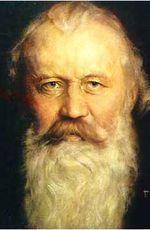 Photo Johannes Brahms