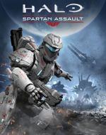 Jaquette Halo : Spartan Assault