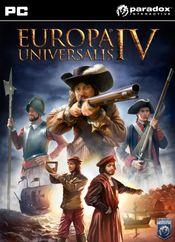 Jaquette Europa Universalis IV